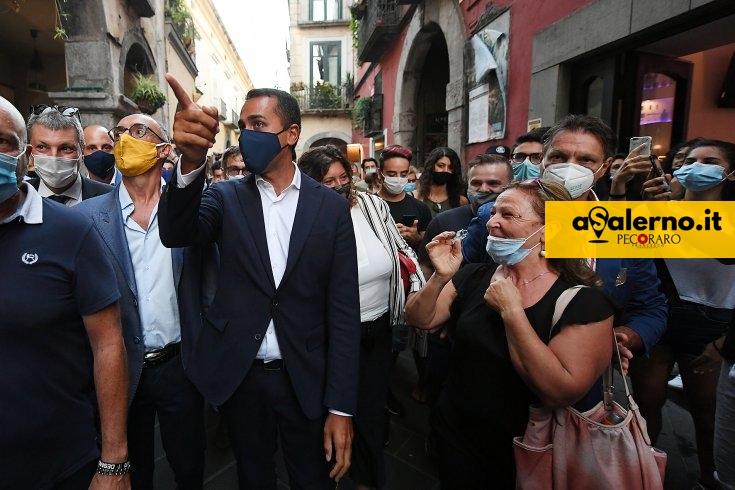 """Di Maio conferma: """"Finalmente noi del Governo abbiamo dichiarato Campania zona rossa"""" - aSalerno.it"""