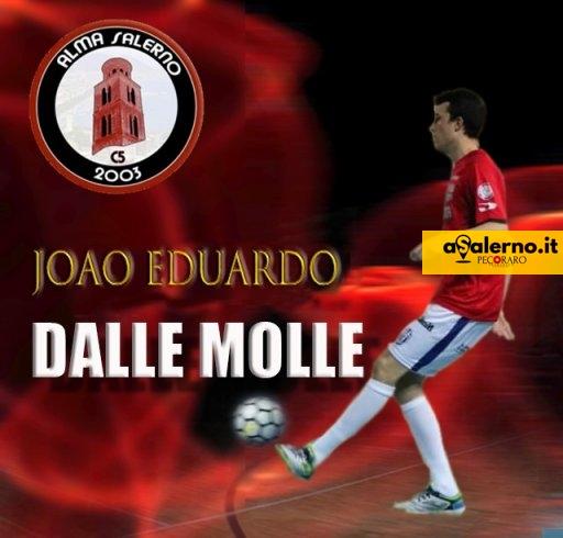 Joao Eduardo Dalle Molle è un nuovo calcettista dell'Alma - aSalerno.it