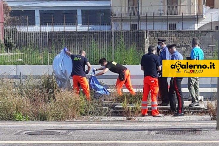 Cadavere rinvenuto sui binari della Stazione di Pagani - aSalerno.it