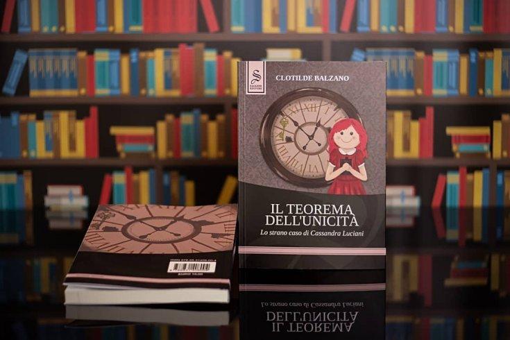 """Nuova pubblicazione per Saggese Editori, ecco """"Il teorema dell'unicità"""" - aSalerno.it"""