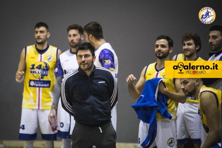 Basket Bellizzi e coach Nino Sanfilippo, si separano le strade - aSalerno.it