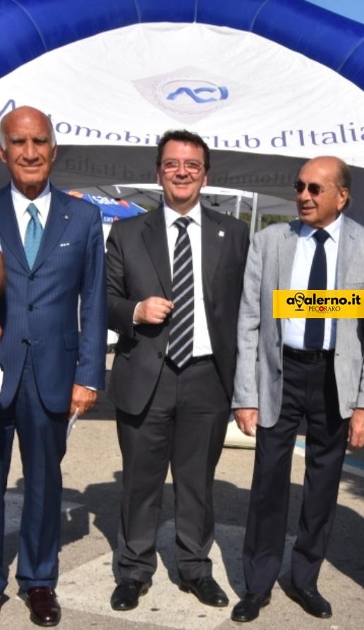 Angelo Sticchi Damniani, Giovanni Caturano, Vincenzo Demasi