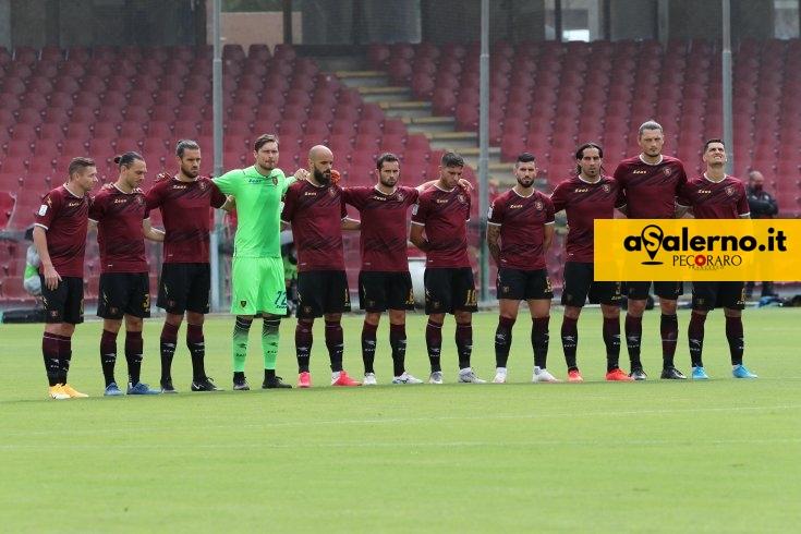 Salernitana, Plizzari blocca Schiavone: 0 a 0 con la Reggina (pt) - aSalerno.it