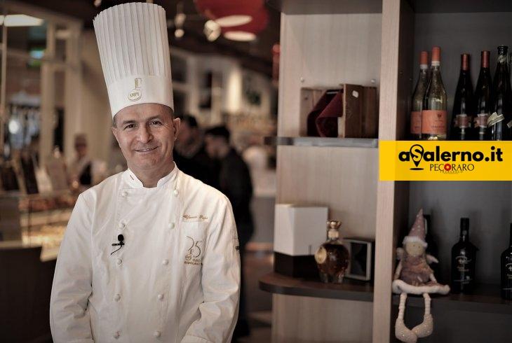 In Cibum intitola l'aula di pasticceria al maestro dolciere Alfonso Pepe - aSalerno.it