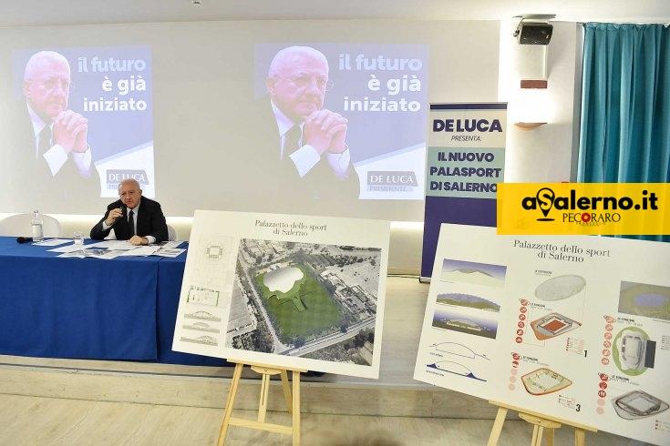 Nuovo Palazzetto dello Sport di Salerno, Comune fa partire bando per progettazione ed esecuzione - aSalerno.it