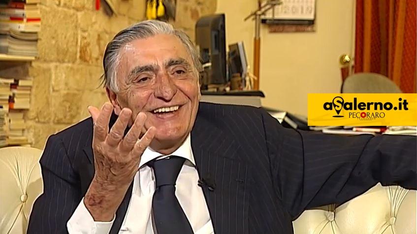 San Giuseppe Vesuviano in lutto, addio all'imprenditore Pasquale Casillo