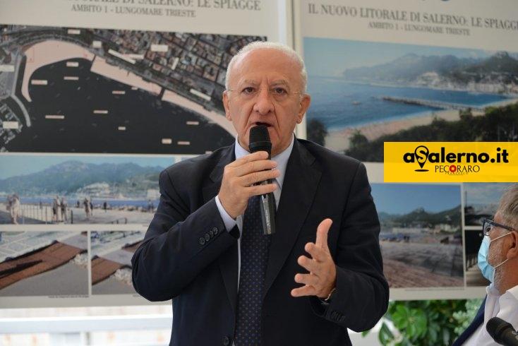 Chiusura delle scuole: la nuova ordinanza del Presidente De Luca - aSalerno.it