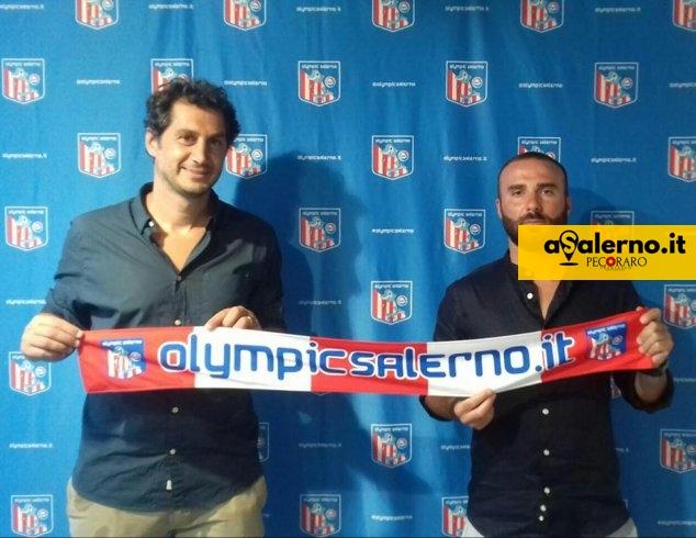 Olympic Salerno, da centrocampista a mister: Roberto Corbo torna in biancorosso - aSalerno.it