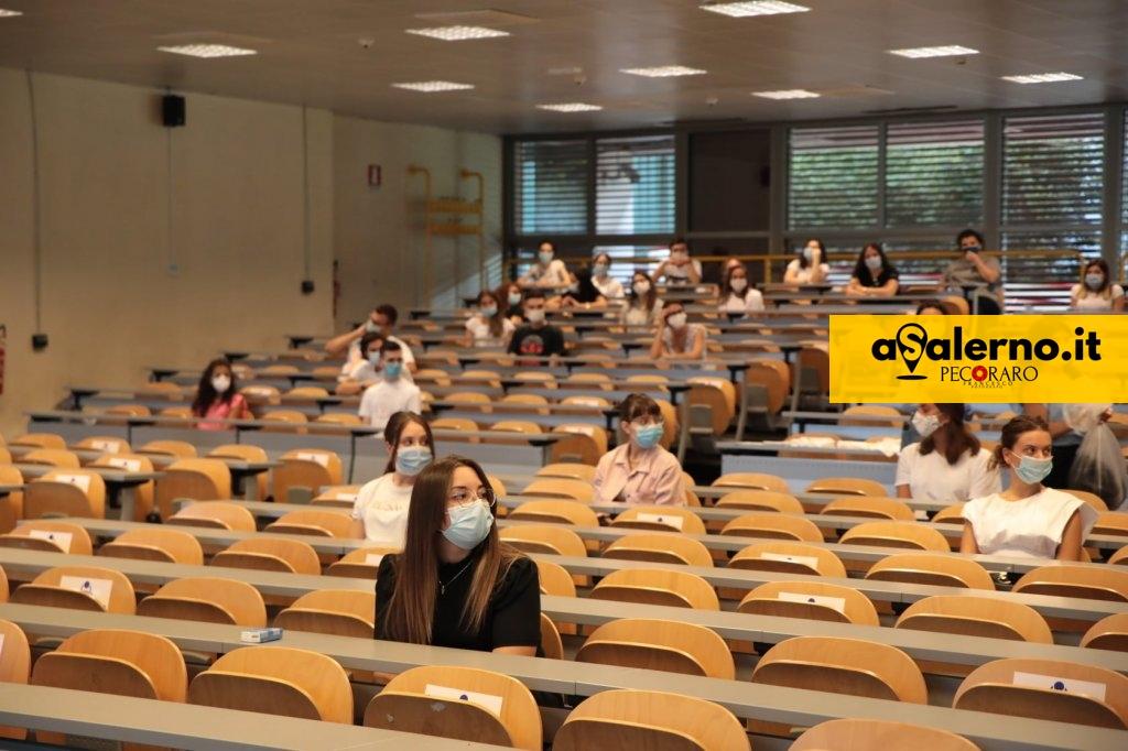 unisa università covid coronavirus