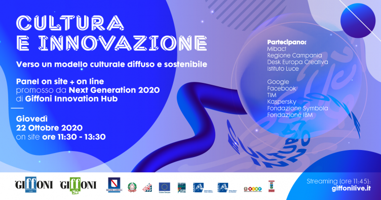 "Google, Facebook, Tim e altre ""super-aziende"" al confronto del Giffoni Innovation Hub - aSalerno.it"
