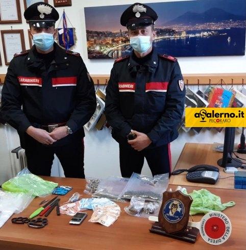 Perquisizioni in casa, sequestro di droga. Servizi di controllo su Salerno e provincia - aSalerno.it