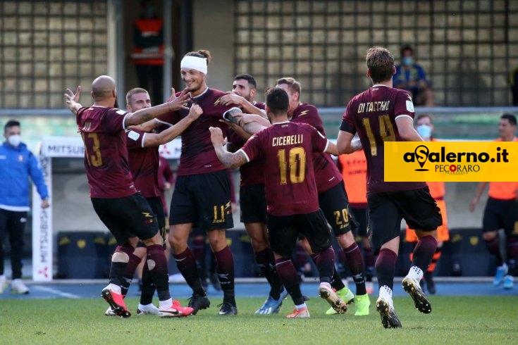 Salernitana, Djuric ribalta il Chievo Verona (1-2) - aSalerno.it