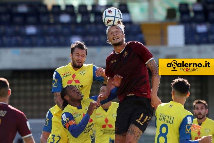 Salernitana, le pagelle del successo contro il Chievo. Tutino, bomber chirurgico. Dalla panchina, bravo Capezzi - aSalerno.it