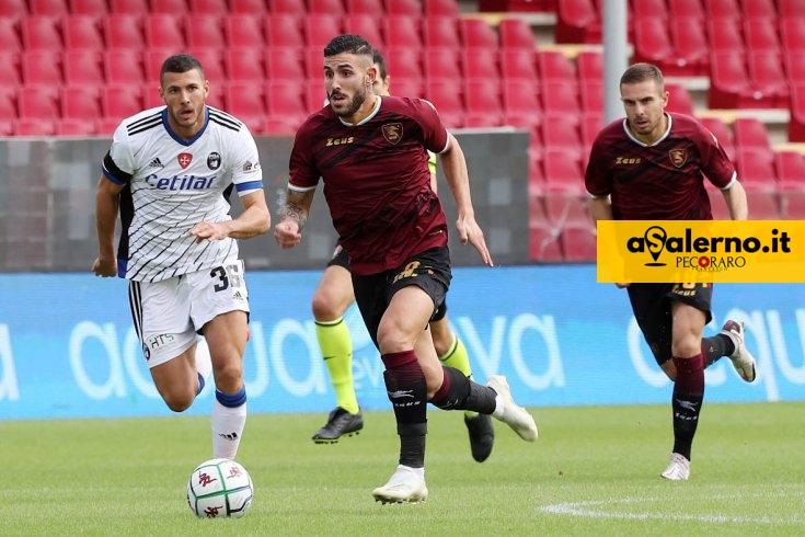 Salernitana forza 4, Pisa ko (4-1) - aSalerno.it