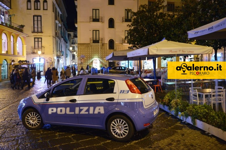 Salerno, controlli nella movida: mascherine e green pass - aSalerno.it