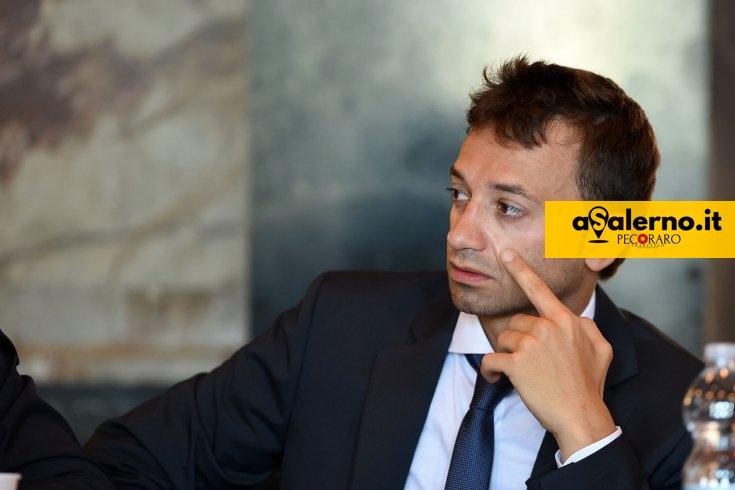 """Polverino si ricandida: """"No alla politica delle chiacchiere, ascolto il territorio"""" - aSalerno.it"""