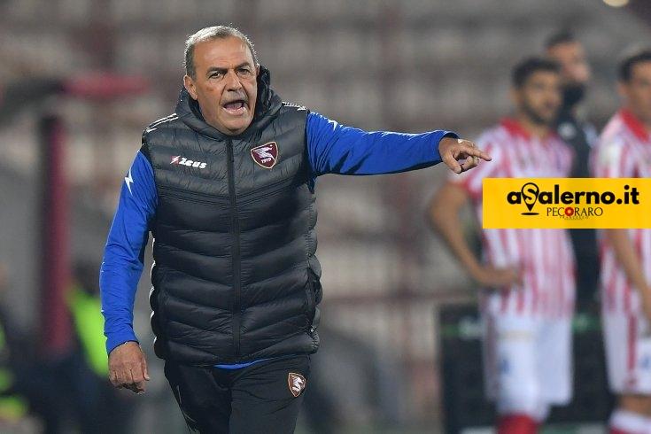 """Castori: """"Non sono due punti persi"""" - aSalerno.it"""