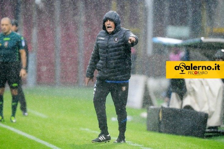 """Sampdoria-Salernitana, Castori: """"Domani test per dare minutaggio a chi ha bisogno"""" - aSalerno.it"""