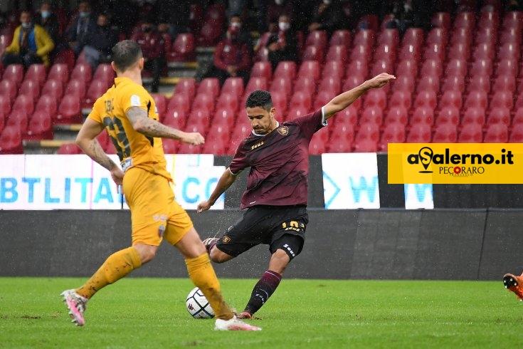 Salernitana, la gemma di Anderson affonda l'Ascoli (1-0) - aSalerno.it