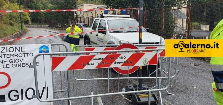 Incendi e maltempo a Salerno, nuovo sopralluogo per la sicurezza dal Monte Stella - aSalerno.it