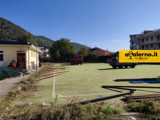Mercato San Severino, partono i lavori per il Parco dello Sport - aSalerno.it