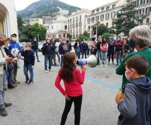 studenti scuola protesta alunni