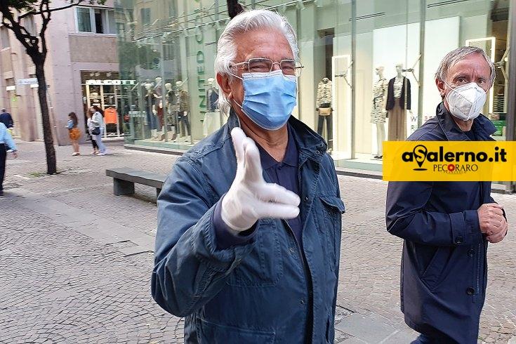 """""""Non escludo coprifuoco se necessario"""", il Sindaco Napoli chiede responsabilità - aSalerno.it"""