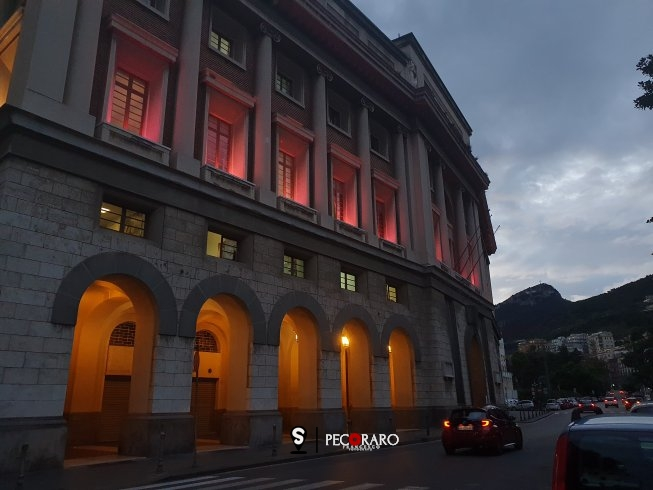Giornata Mondiale della Prematurità: Salerno si tinge di viola - aSalerno.it