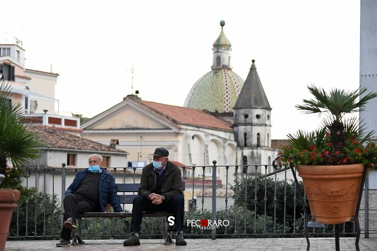 Cetara, l'ordinanza del sindaco e le forti misure per contrastare il contagio - aSalerno.it