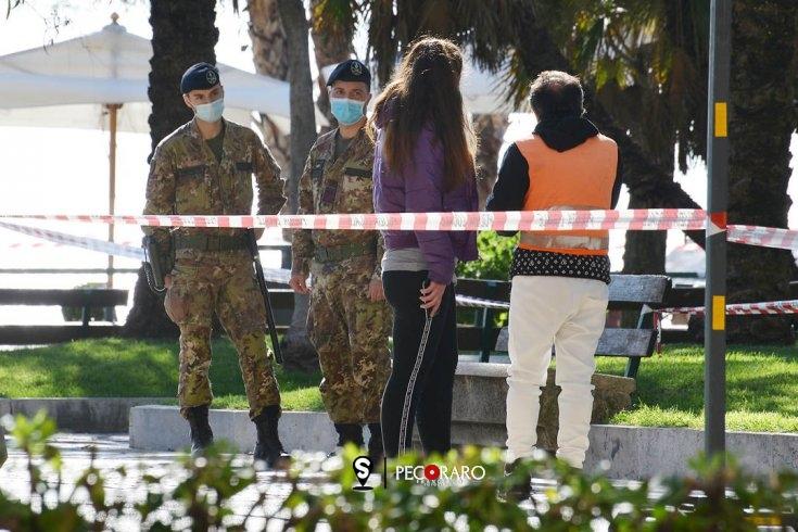 Task force e controlli, 18 verbali per mancato uso di mascherina a Salerno - aSalerno.it
