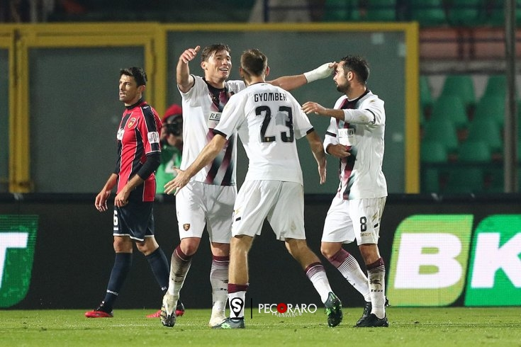 Il Citta davanti, Salernitana col 3-5-2 - aSalerno.it