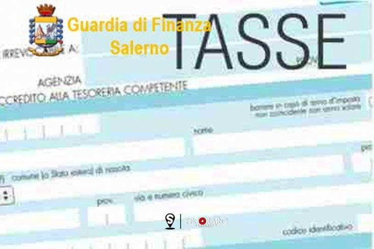 Guardia di Finanza di Salerno: falsi crediti d'imposta per 7 milioni di euro - aSalerno.it
