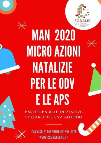 Micro Azioni Natalizie per supportare l'agire solidale - aSalerno.it