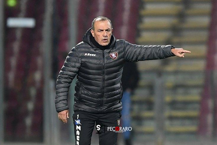 """Castori : """"Contro il Lecce vogliamo tornare a proporre il nostro gioco"""" - aSalerno.it"""
