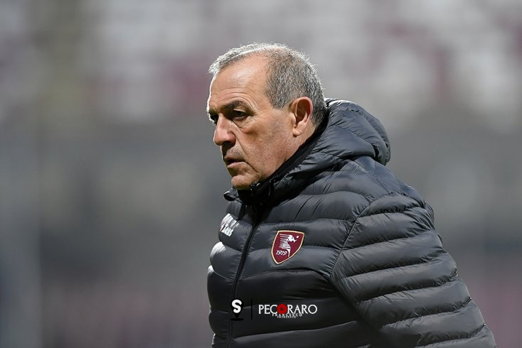"""Castori: """"Abbiamo fatto una partita da squadra vera"""" - aSalerno.it"""