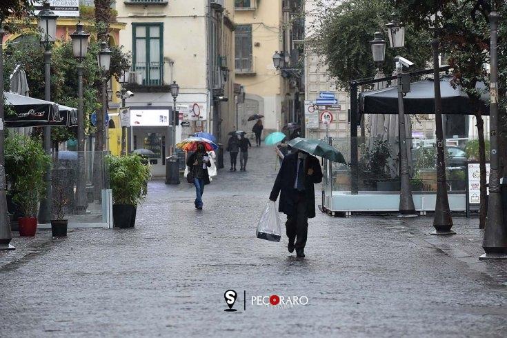 Furti nel centro storico: in carcere i due responsabili individuati dai Carabinieri - aSalerno.it