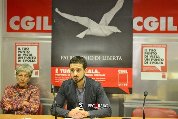 """Bennet a Salerno Pulita, la Cgil: """"Resti pubblica, lavoriamo insieme"""" - aSalerno.it"""