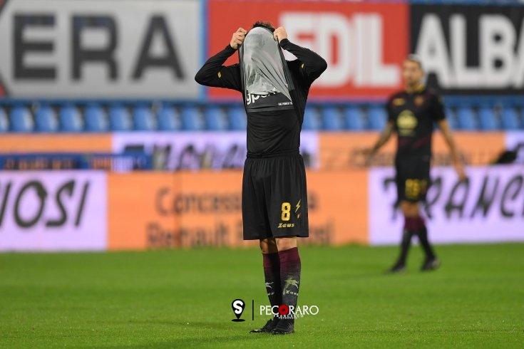 Salernitana, doppia SPALlata (2-0) - aSalerno.it