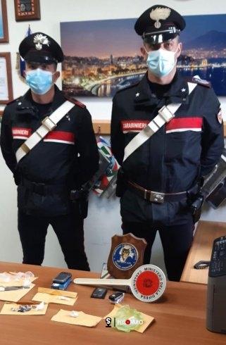 Spaccio cocaina e hashish, arrestato 43enne di Fratte - aSalerno.it