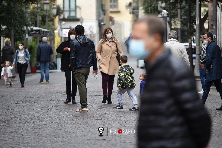 """Carnevale """"blindato"""", piazze chiuse a Salerno. Il sindaco: """"Pronto screening nelle scuole con i tamponi"""" - aSalerno.it"""