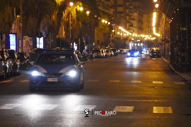 Salerno, controlli nel fine settimana: 71 multati perchè non indossavano la mascherina - aSalerno.it