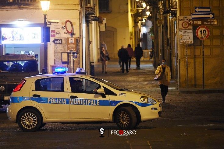 """""""Furbetti"""" della zona rossa, arrivano le prime multe - aSalerno.it"""