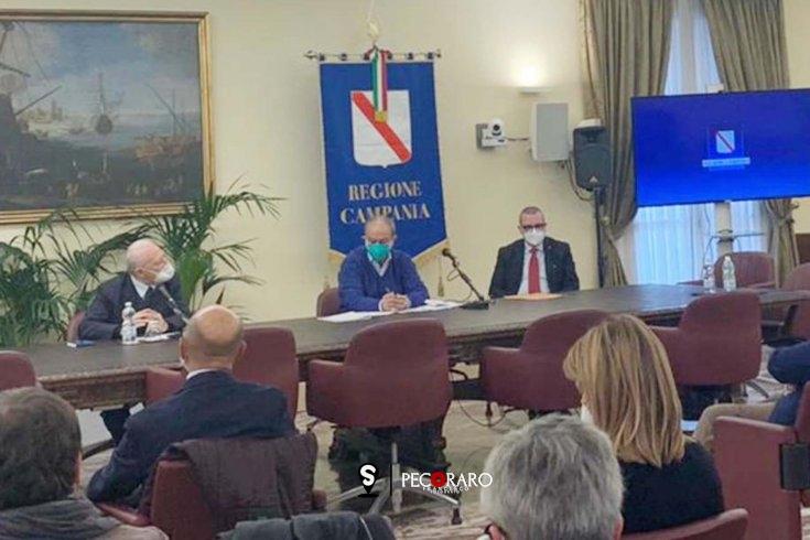 Emergenza Covid19: oggi riunione tra Regione Campania, Unità di Crisi e vertici sanitari - aSalerno.it