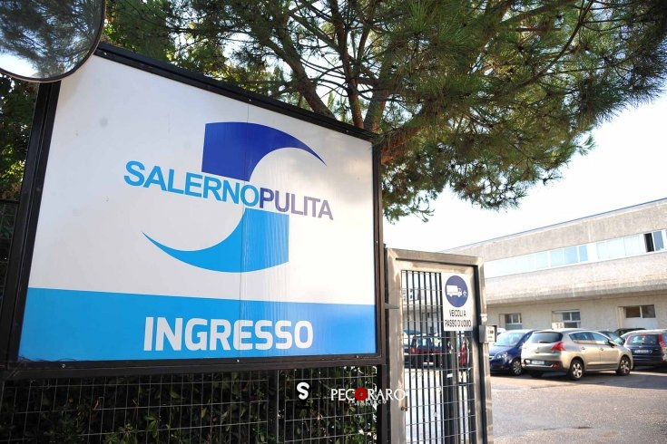 Una app per esprimere giudizi sui servizi di Salerno Pulita - aSalerno.it