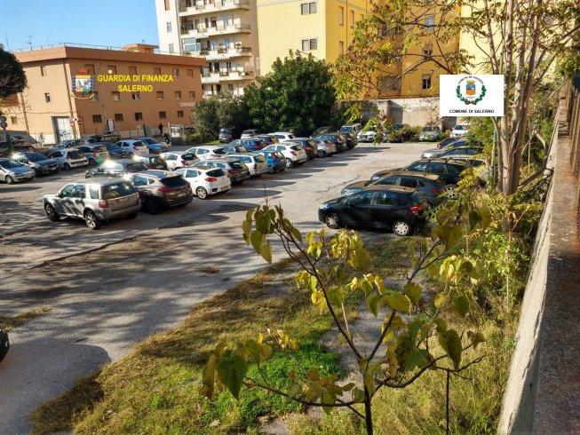 Area ex Genio Civile in via Porto: siglata la concessione d'uso per un parcheggio pubblico - aSalerno.it