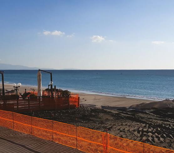 """""""Con la nuova spiaggia bianca Salerno può destagionalizzare"""" - aSalerno.it"""