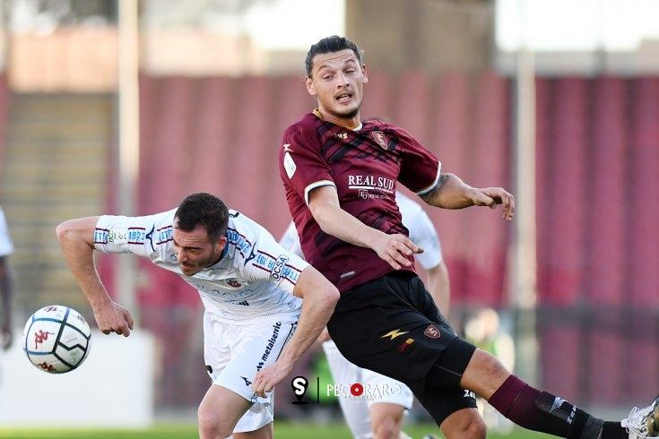 Salernitana di… testa, Bogdan decide il match con il Cittadella (1-0) - aSalerno.it