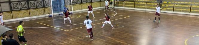 Che Alma contro la Domitia, finisce 6-2 - aSalerno.it
