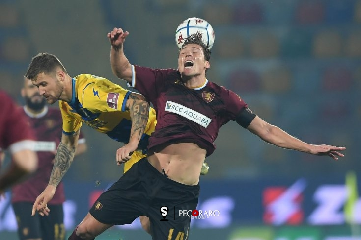 "Salernitana, allo ""Stirpe"" è 0 a 0 (pt) - aSalerno.it"