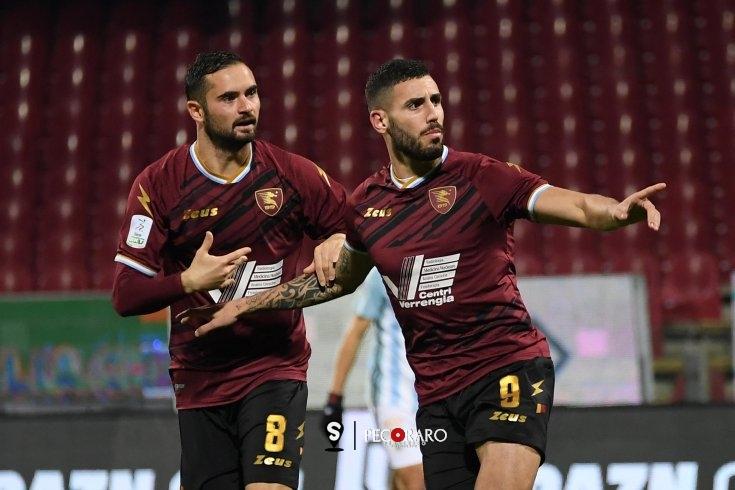 Salernitana-Empoli, formazioni ufficiali: è 3-5-2 con Tutino dal 1′ - aSalerno.it
